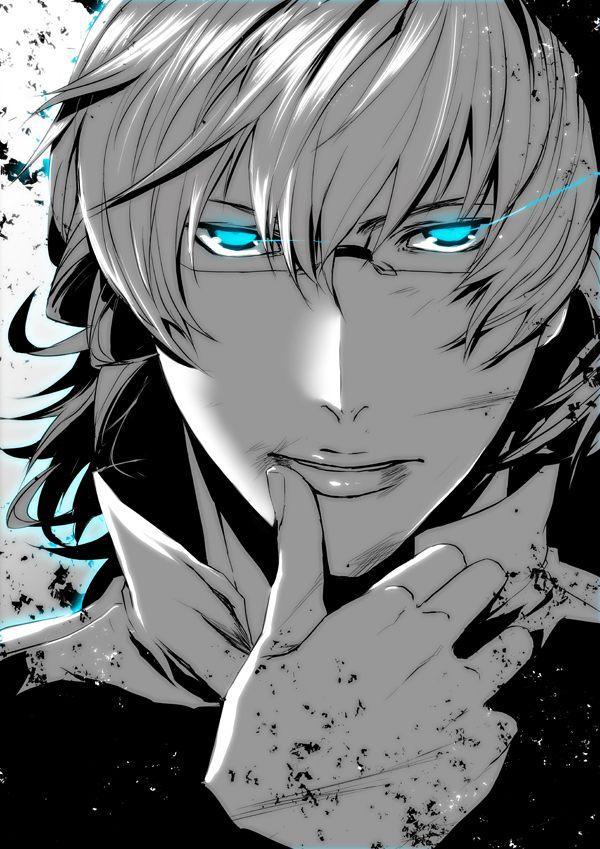 парень с синими глазами / barnaby brooks jr