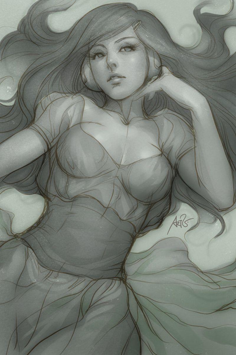 аниме девушка в платье ~ pepper project